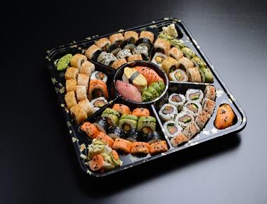 טוגראשי אילת - מגשי אירוח