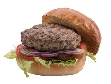 מוזס בורגר בקר קלאסי 200 גרם, בשר בקר, אייסברג, עגבניה, בצל סגול ומלפפון חמוץ/ 100% בשר בקר טרי (משקל לפני צלייה), מוצרינו עלולים/ מכילים אלרגנים שונים.