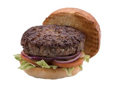 מוזס בורגר בקר קלאסי 300 גרם, בשר בקר כ-300 גר', אייסברג, עגבניה, בצל סגול ומלפפון חמוץ 100% בשר בקר טרי (משקל לפני צלייה), מוצרינו עלולים/ מכילים אלרגנים שונים.