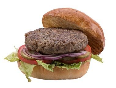 מוזס בורגר בקר קלאסי 150 גרם, בשר בקר, אייסברג, עגבניה, בצל סגול ומלפפון חמוץ/ 100% בשר בקר טרי (משקל לפני צלייה), מוצרינו עלולים/ מכילים אלרגנים שונים.