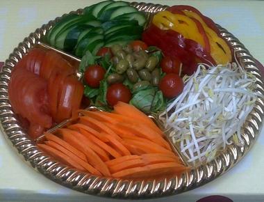 כרמליס בייגל תל אביב - מגשי אירוח