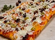 פיצה זיתים Bezzo בזו פיצה תל אביב