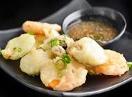 ירקות בטמפורה אצה סושי מבשרת ציון - כשר
