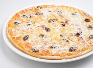 2 מגשי פיצה מרגריטה XL +שתייה קלה (ליטר)