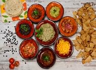 """ספיישל תרומה """"לתת""""- ארוחה לזוג הרכבה עצמית. מקסיקנה גריל שוק צפון - כשר"""