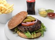עסקית המבורגר 300 גרם שושה שף בורגר