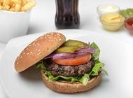 עסקית המבורגר 100 גרם שושה שף בורגר