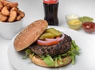 עסקית המבורגר 400 גרם שושה שף בורגר