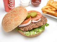 ארוחת המבורגר פרימיום יעקב קבב עיר תחתית חיפה