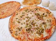 3 מגשי פיצה L + שתיה 1.5 ליטר פיצה ירושלמית רמת השרון