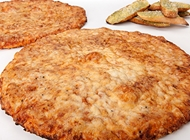 """2 פיצות משפחתיות (בינוניות) + לחם שום פיצה ניו יורק ר""""ג"""