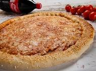 פיצה משפחתית + רביולי גבינה/ בטטה פיצה מאנצ' נשר