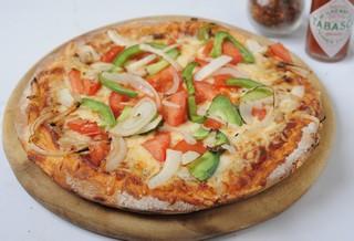 פיצה ירקות פיצה פדאל קרית חיים