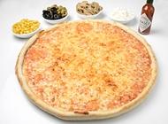 מגש פיצה ענק - 8 משולשים