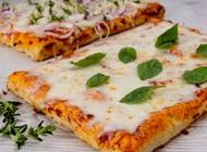 2 מגשי פיצה מרגריטה