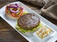 ארוחת סויבורגר צמחוני ברביס אילת