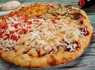 פיצה ענקית + שתיה 1.5 ליטר פיצה טרומפלדור 24 פתח תקווה