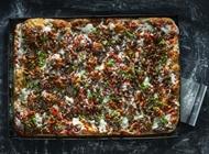 Olives Pizza Tony Vespa TLV