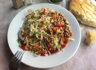 סלט ירקות שורש 1-1.2 ליטר מטבח ישראלי ללא גלוטן