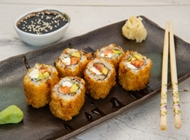 Cheese's Roll (רול חם) אוקינאווה נווה צדק