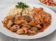 עסקית חזה עוף בסגנונות שונים המטבח של איריס רמת גן
