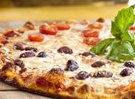 פיצה משפחתית חצי חצי