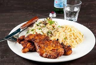 ארוחת עוף קייג'ין