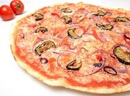 2 מגשים משפחתיים L מעורב פיצה עגבניה אשקלון גלובוס סנטר
