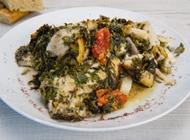 עסקית דג פילה אמנון אפוי בתנור מאמא מיה הרצליה