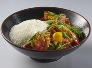 עסקית אורז Wok קמפאי סטריט ווק באר שבע - כשר