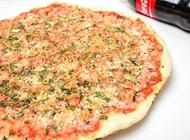 מגש ענק XL + סלט לפי בחירה + שתייה 1.5 ליטר פיצה עגבניה חיפה