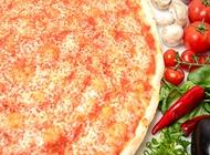 2 מגשים משפחתיים L רגילים פיצה עגבניה גבעתיים