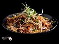 ירקות מוקפצים סין צ'אן טבריה