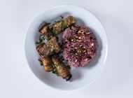 פחאלי (צמחוני) דדה אוכל גרוזיני בת ים