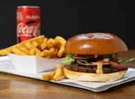 עסקית המבורגר 160 גרם ממפיס ירושלים