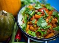 עסקית גואה קארי עגבניות אינדי שוק צפון