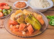 קוסקוס / אורז עם ירקות בכור את שושי בני ברק