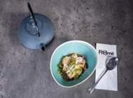 מרק אגדשי טופו frame מסעדת פריים
