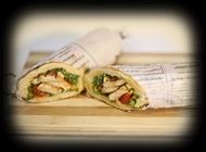 מבצע קומבו! 2 סנדוויצ'ים עוף / בשר + צ'יפס טבעות בצל וקולה 1.5 ליטר מסעדת ארפה חולון