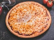"""יום שלישי טבעוני - פיצה משפחתית L טבעונית פרגו פיצה יפו וולפסון - בד""""צ"""