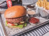 עסקית המבורגר טבעוני הבורגנים מודיעין מוריה