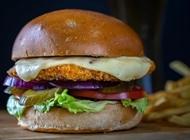 ארוחת קריספי צ'יקן בראדרס בורגר קרית אונו Brothers Local Burger
