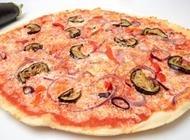 2 מגשים משפחתיים L מעורב פיצה עגבניה גן העיר תל אביב