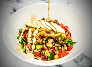 סלט בריאות ערבי גדול שף סלט רמת גן