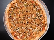 מבצע פיצה משפחתית + 2 תוספות + שתייה 1.5 ליטר פיצה דונטלו תל אביב
