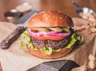 עסקית המבורגר בקר טלה 220 גר' רודאו רמת גן