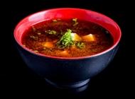 מרק מיסו (צמחוני) מיזו סושי ראשון לציון