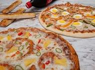 מבצע קיץ מטורף! 3 פיצות ענקיות פיצה פורטובלו בת ים