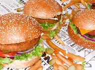 קריספיבורגר הענק הירוק ראשון לציון