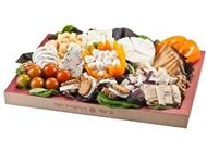 קולקציית גבינות משק בן עמי ירושלים - מגשי אירוח